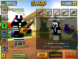 what age is pixel gun 3d for