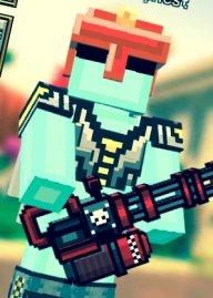 Pixel Gun Dater Murderer